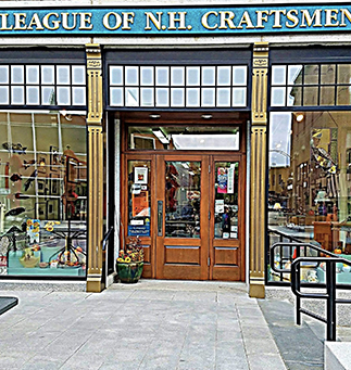 Concord League of NH Craftsmen Gallery
